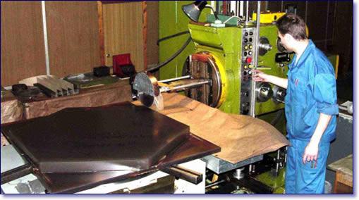 Технология производства зеркал своими руками